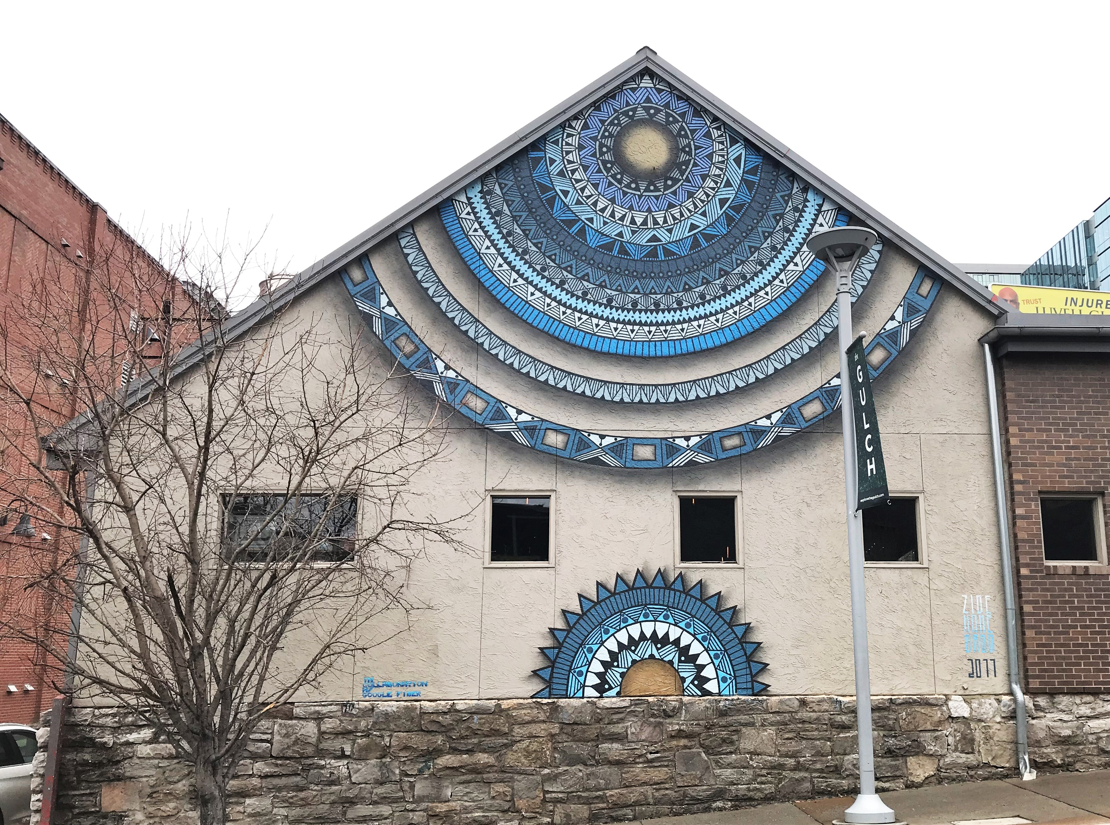 One mural down, one mural up – nashville public art